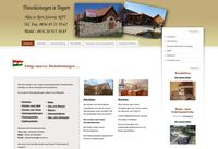 Dienstleistungen in Ungarn